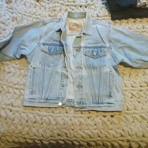Arizona Kids Denim Jacket Size 10/12